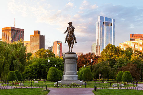 Fall Getaways - Boston
