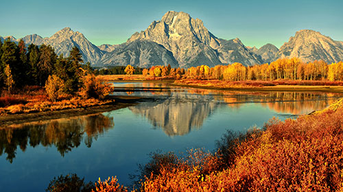 Fall Getaways - Jackson Hole